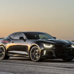 Chevrolet Camaro ZL1 The Exorcist спереди