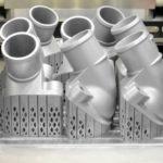 Mercedes-Benz начал печатать металлические детали на 3D-принтере
