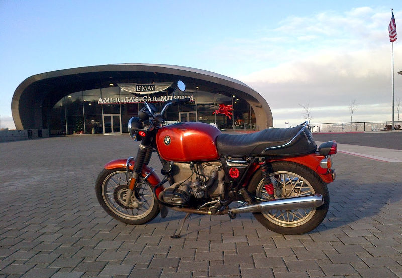BMW R 100 RS