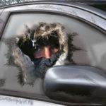 Как утеплить машину на зиму своими руками